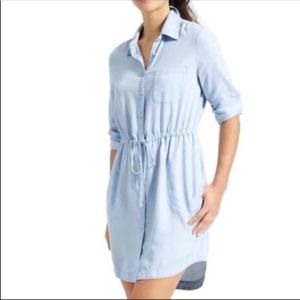 Athleta Women Stellar Shirt Dress